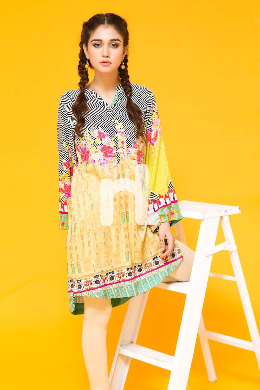 Women Pakistani Kurta Designs For Winter 2017 2018