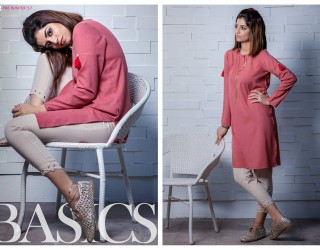 Stylish Pakistani Kurta Designs For Winter 2017 2018