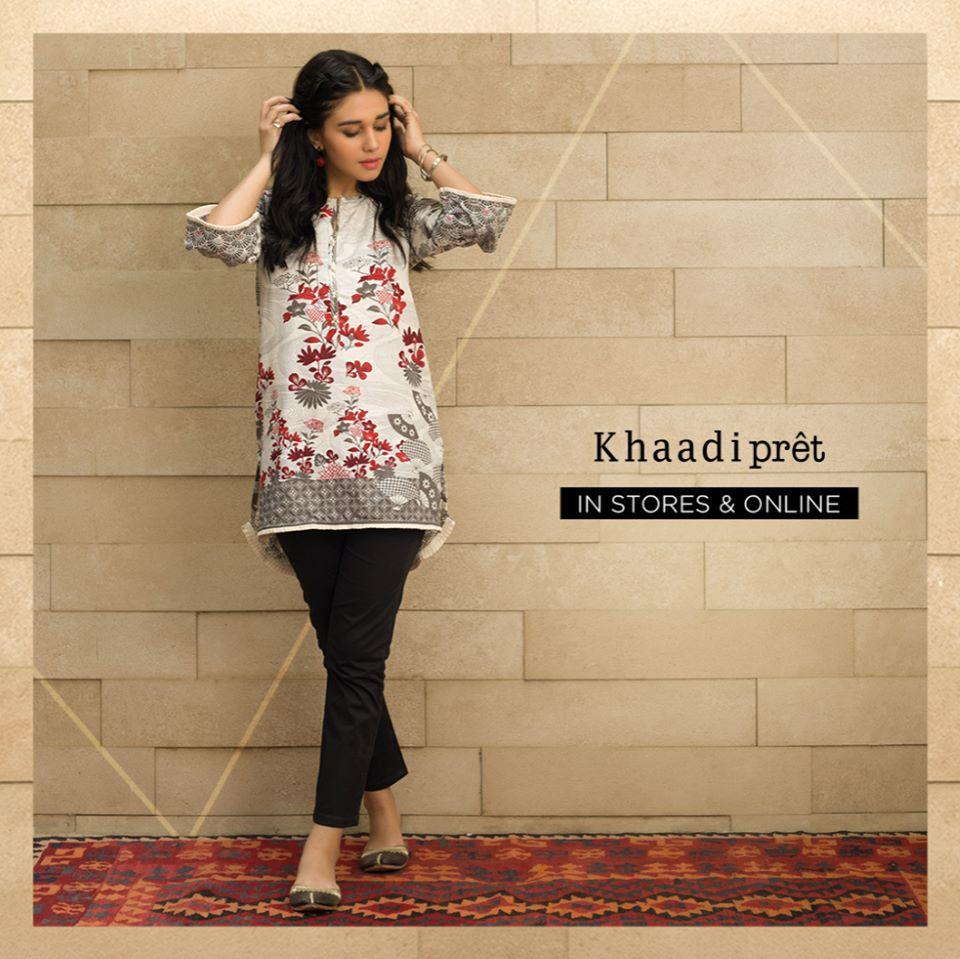 Stylish Pakistani Kurta Designs For Winter 2017 2018