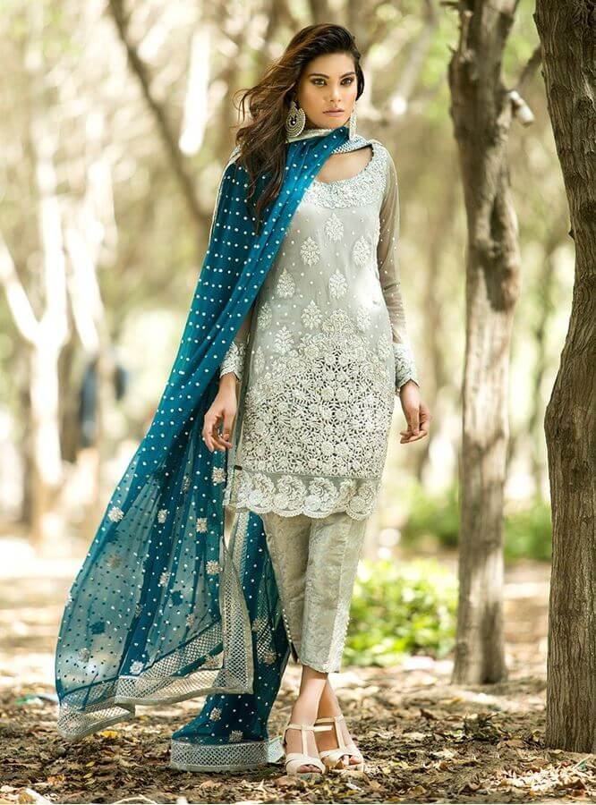 pakistani-grey-formal-dress-2017