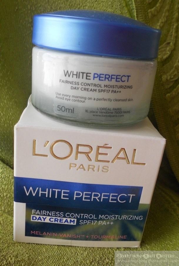 Loreal skin whitening/lightening creams in Pakistan