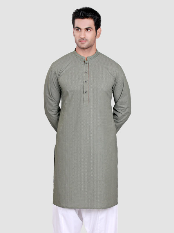 Eden robe grey Men Kurta Design 2016-2017