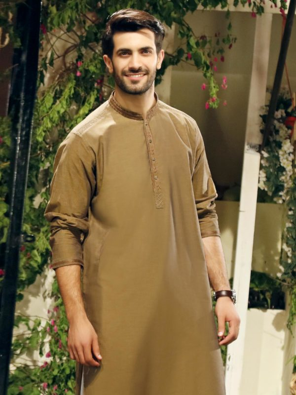Best Pakistani Kurta for Men 2017 2018 for Winter