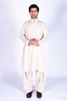 bonanza men off white winter kurta design 2016-2017