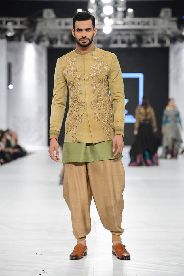 Pakistani Men Wedding Dresses for Groom  By HSY