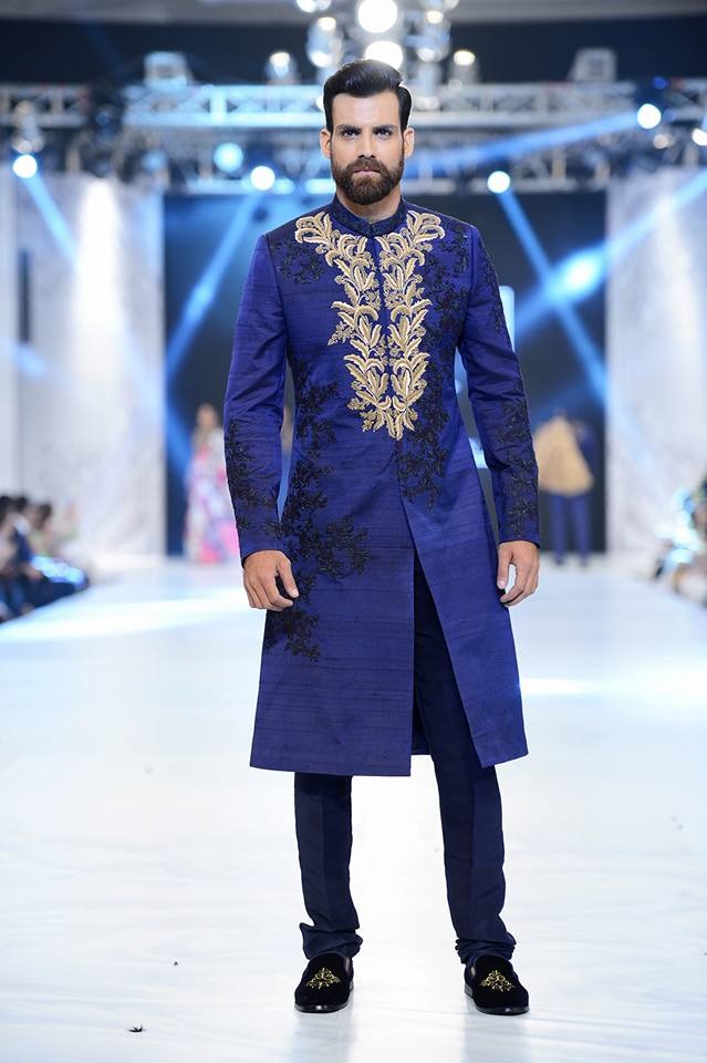 Wedding Dresses 2017 For Mens : Latest pakistani designer men wedding dresses