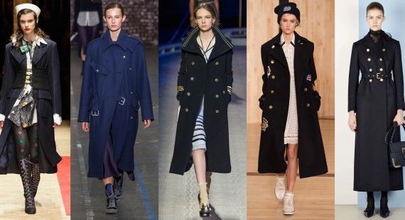top winter fall coat trend for women