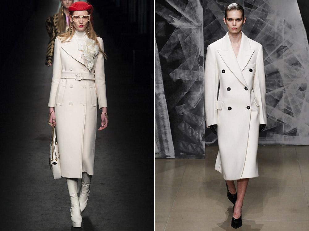 top winter fall 2016-2017 classic coat trend for women
