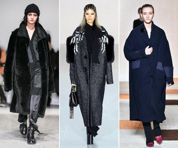 Top Winter/Fall Women Coat Trends 2021 from Runways