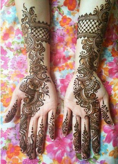 Stylish Mehndi Designs for Eid 2017