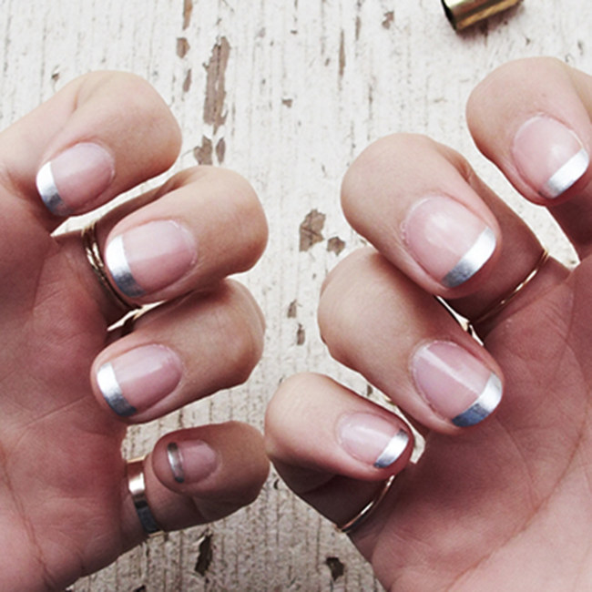 Spring/summer top Nude nail designs 2017