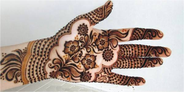 Beautiful Eid Ul Fiter mehndi designs 2017