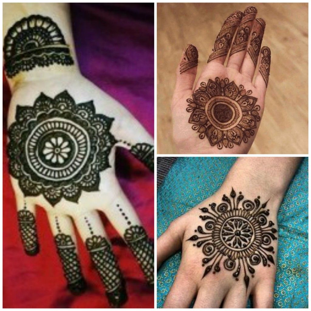 Mehndi design 2017 eid - New Style Eid Ul Fitr Mehndi Designs 2017 For Hands