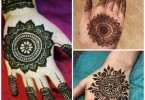 new style eid ul fitr mehndi designs 2017 for hands