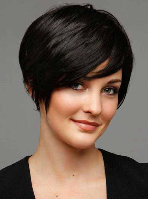 amazing best summer short hairstyles 2017 in pakistan  for thick hair