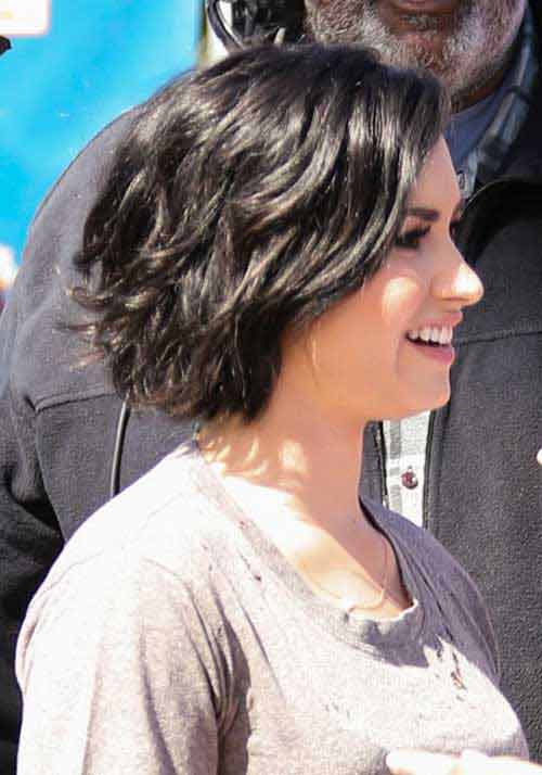 best summer short hairstyles 2020 in pakistan for fine hair