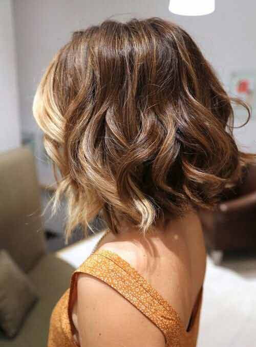 best summer short hairstyles 2020 in pakistan with curls