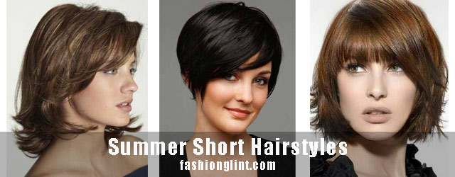 New stylish best summer short hairstyles 2017 in pakistan