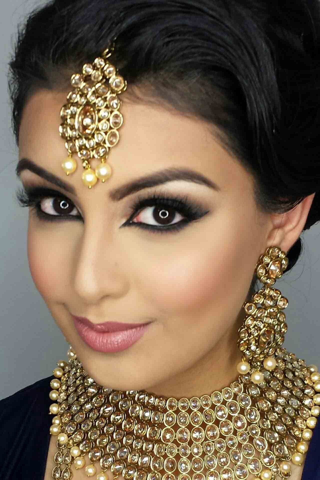 Indian-makeup-ideas-for-eid-party | FashionGlint