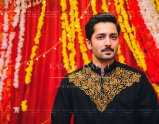 Latest Men Mehndi Kurta Designs 2019 In Pakistan