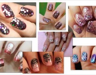 Latest Wedding Nail Art Designs 2017 In Pakistan