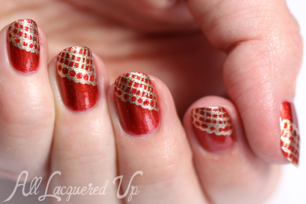 Nail art design new 2017 chinese new year nail art design ideas other image of nail art design new 2017 prinsesfo Image collections