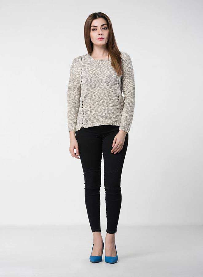8f8c09aa5 new trendy grey latest winter sweater designs 2017 for pakistani girls · best  black ...