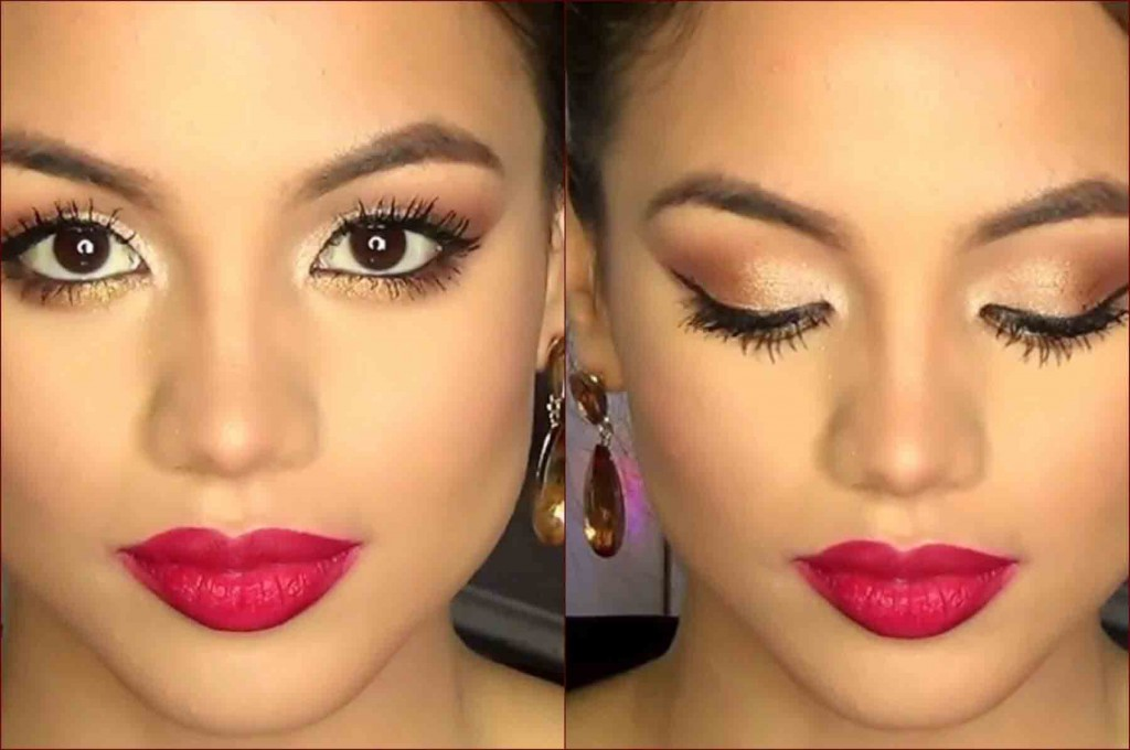 full face party makeup best eid party makeup ideas 2017 for girls