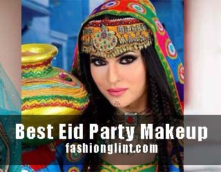 Best Eid Party Makeup Ideas 2017 For Girls