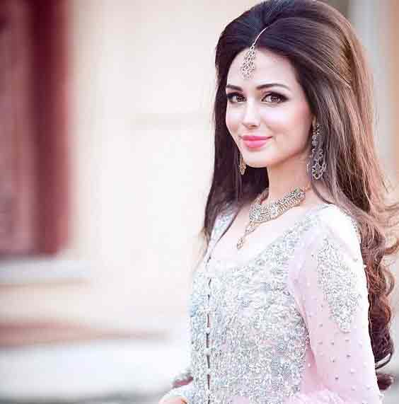party makeup with long hair length best eid party makeup ideas 2017 for girls