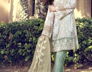 Latest Summer Dresses 2017 For Girls By Maria B