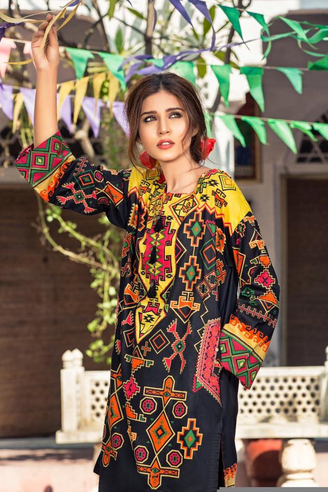 Sapphire female Kurta Designs 2017 for Summer
