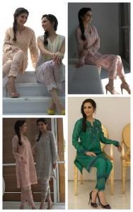 Latest Pakistani Eid Dresses 2018 For Girls