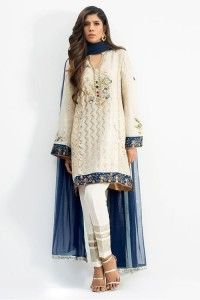 Latest Pakistani Eid Dresses 2018 For Women With Embroidery