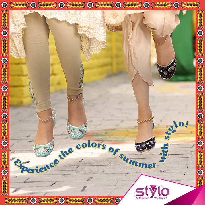 Stylo Summer Shoes Collection 2017