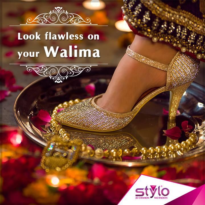 Stylo Bridal Shoes 2017