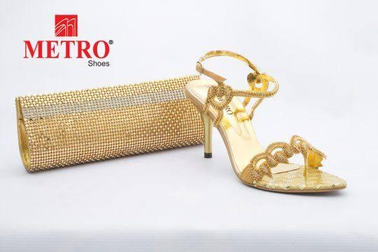 Metro Bridal Shoes 2017
