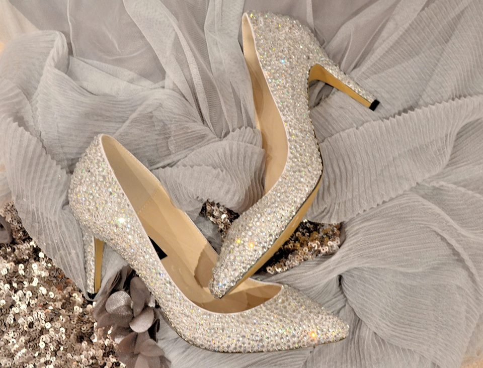 abb86344f3772f Latest Wedding Shoes 2017 For Brides In Pakistan