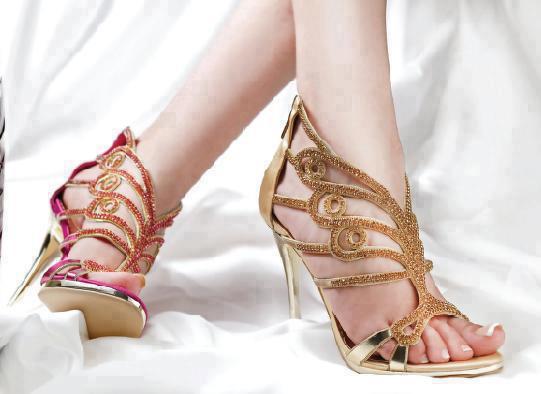 ECS Bridal Shoes 2017