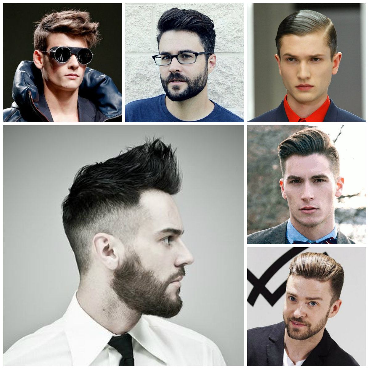 decent hairstyles 2017 for Pakistani guys