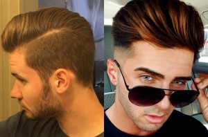 Classic Quiff Hairstyle 2019 in Pakistan