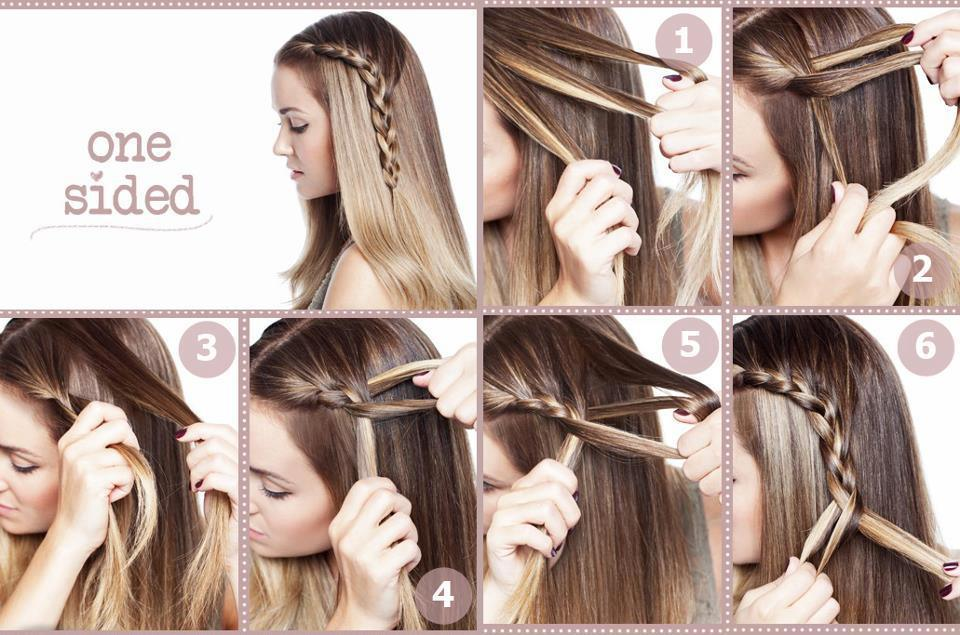 Easy Eid Hairstyle 2017 step by step for Long Hair