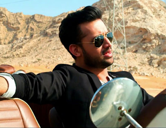 Atif Aslam In Aviator Sunglasses