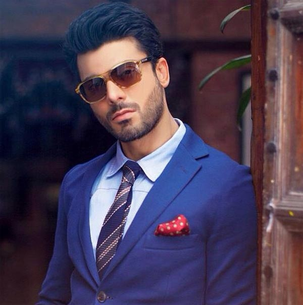 Fawad Khan In Wayfarer style Sunglasses