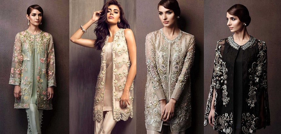 32a6d179ca13b Stylish Party Dresses for Girls. When it comes to Pakistani ...
