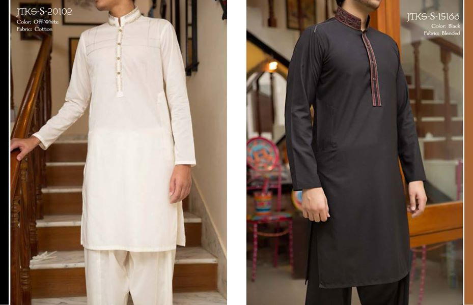 J. Eid Collection 2018 for Men