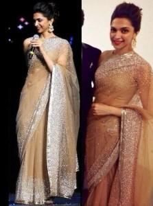 Manish Malhotra Saree designs 2017