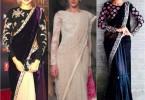 New Saree Designs 2017 Pakistani and Indian
