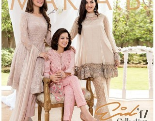Maria B Eid Collection 2017 Ready to Wear Dresses