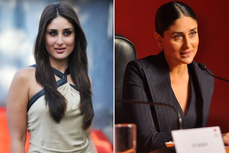 Kareena Kapoor in High Pony